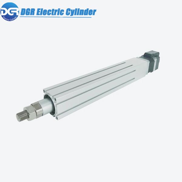 Attuatori lineari elettrici, cilindro elettrico ad asta, cilindro tubolare