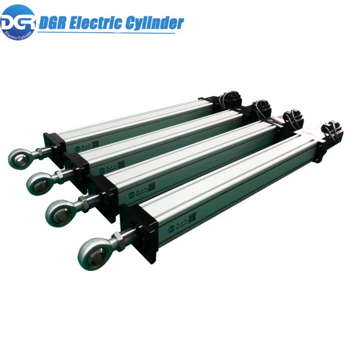 Automated equipment electric cylinders