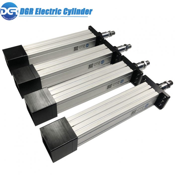 Linear Piston Rod Actuator