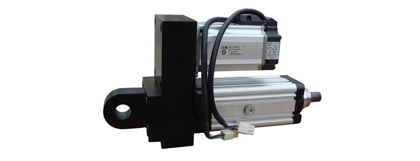 electric Linear Actuators installation, linear motion mount, electric cylinder mounting type