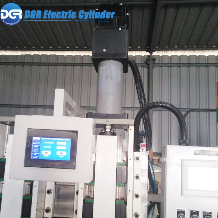 линейный привод для сервопресс-машины, электрический привод для пресс-машины