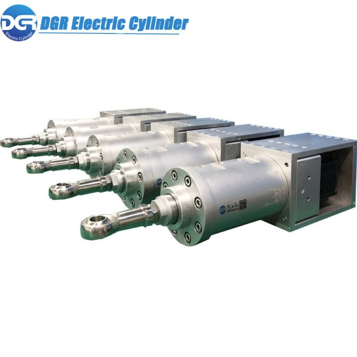 Linear actuators cylinder for Servo Press Stamping Machine,servo press Linear actuators cylinder