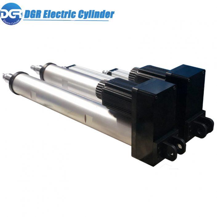DGRHT63 IP68 Waterproof Stainless Steel Marine Electric