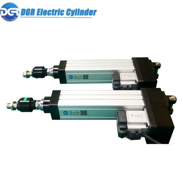 ball screw electric piston actuator,High Efficiency electric piston actuator,Lifting electric piston actuator