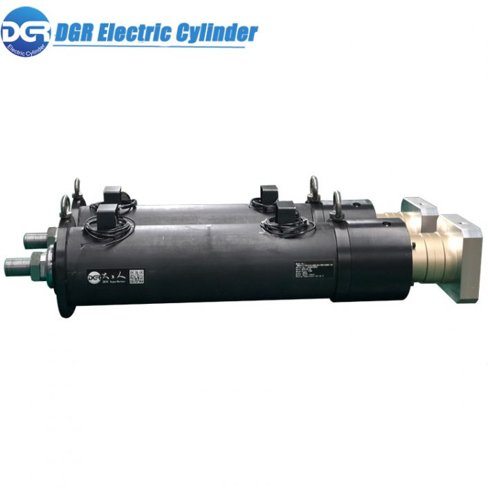 electric actuator for press machine