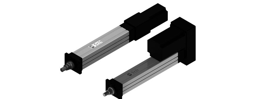 electric linear actuator features, electric cylinder features, electric actuator advantages