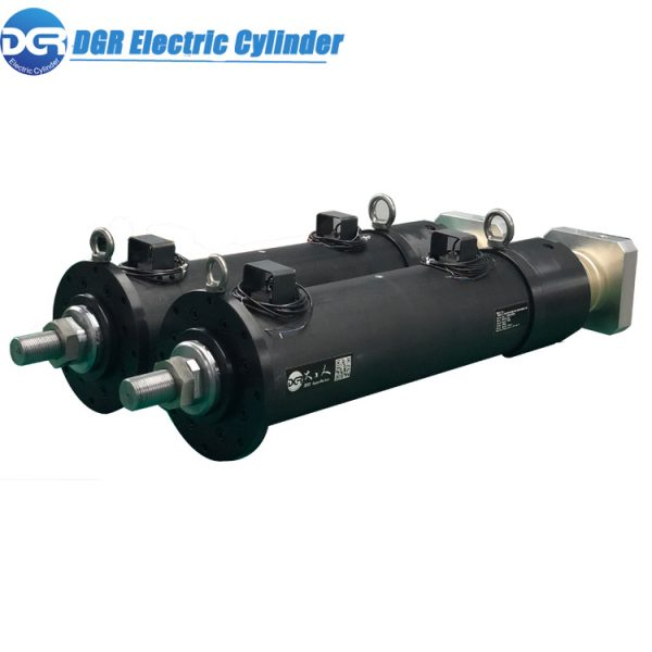 electric linear servo actuators