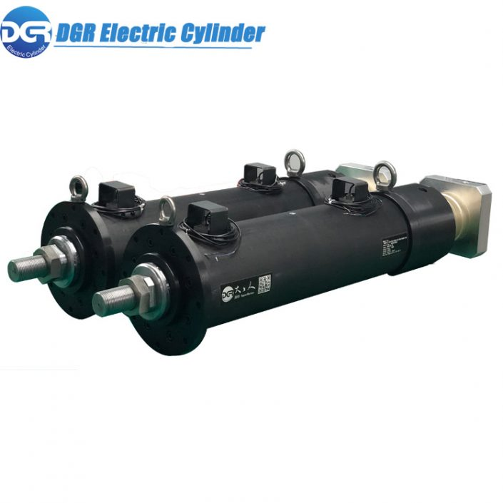 electric linear servo actuators
