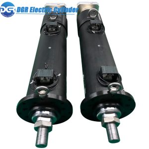 high speed heavy duty linear actuator