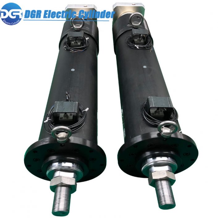 electric press machine linear actuator