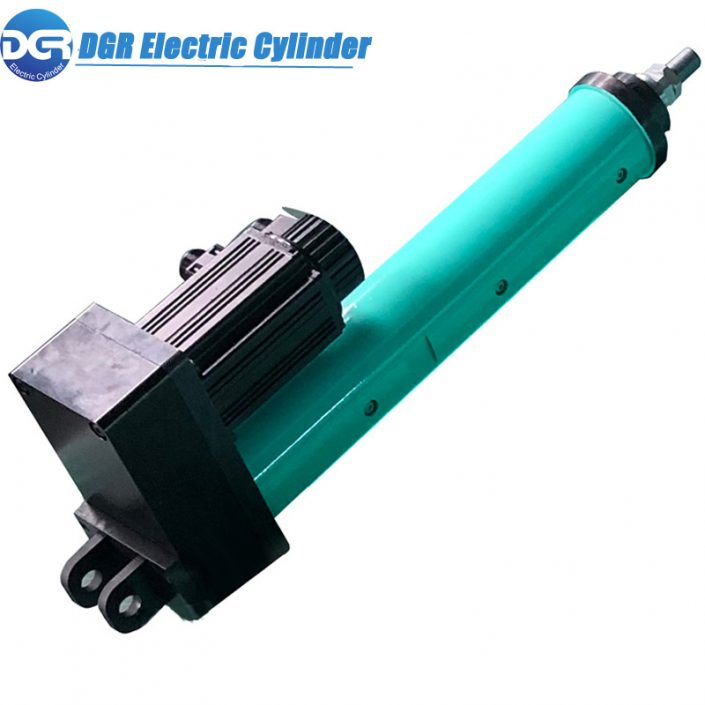 Electric Cylinders for Pneumatic Hydraulic Cylinder Replacement