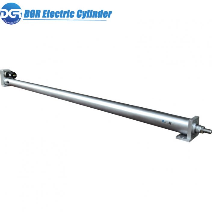 continuous working industrial linear actuator