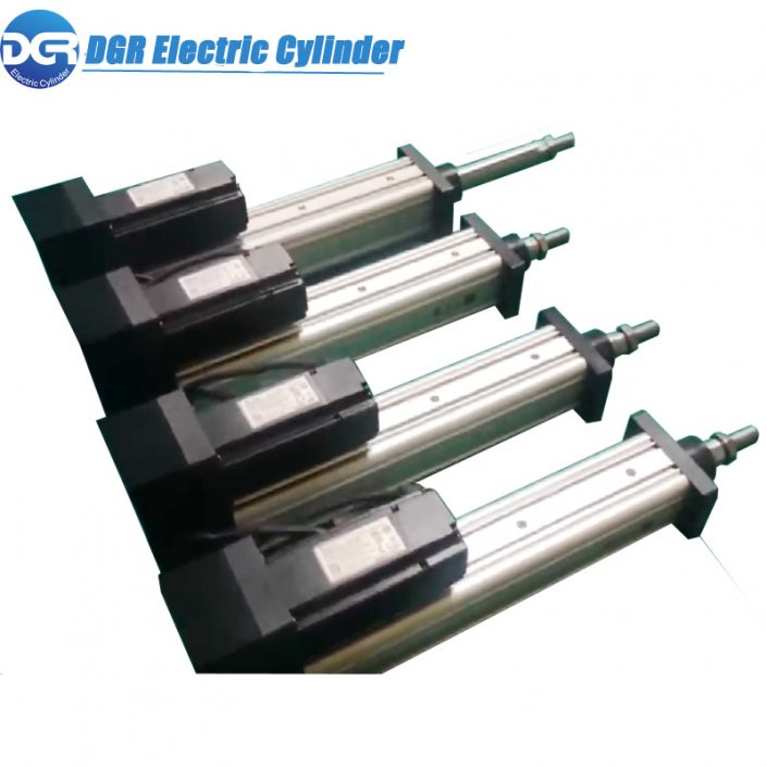 DMX512 Electric Servo Linear Actuator