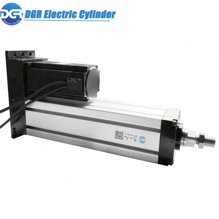 high speed servo linear actuator