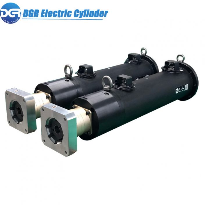 3DOF electric cylinder Servo motor linear actuator