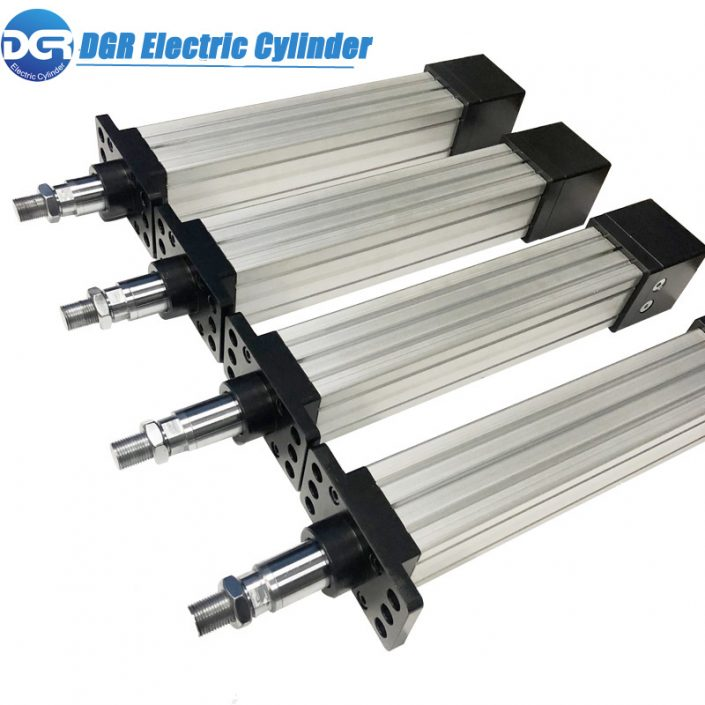 Trapezoidal lead screw Lifting electric cylinders,Automated equipment electric cylinders