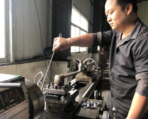 DGR Production of precision servo electric linear actuators